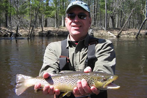 Manistee Fly Fishing