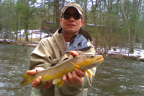 Mike Whittle - Pere Marquette Guide