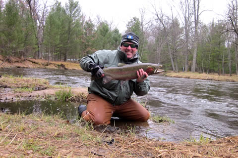 Northern Michigan Fly Fishing Guids
